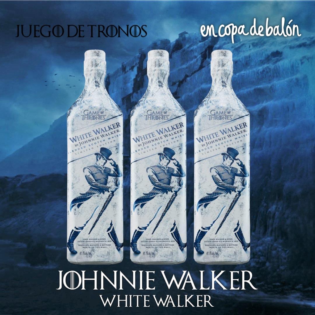 Johnnie Walker White Walker