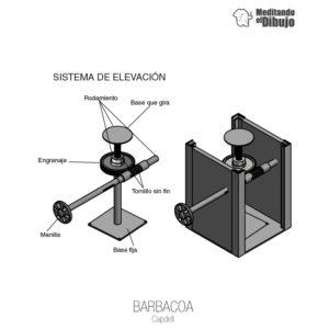 Sistema de elevación - Meditanco el Dibujo